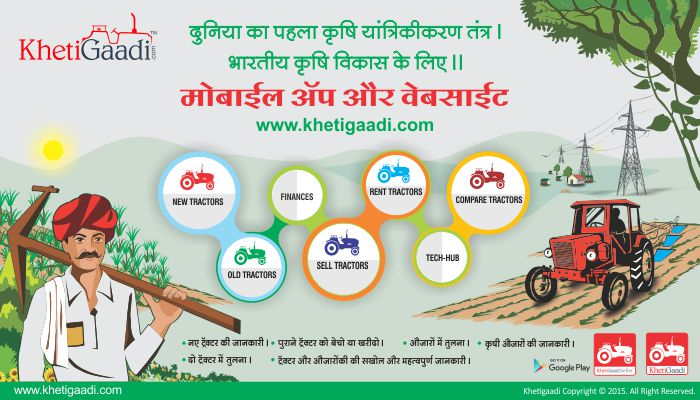 Khetigaadi.com– Your Search for Tractor ends here!
