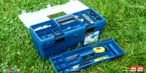 A Tool Box Specifically For Fence Repair