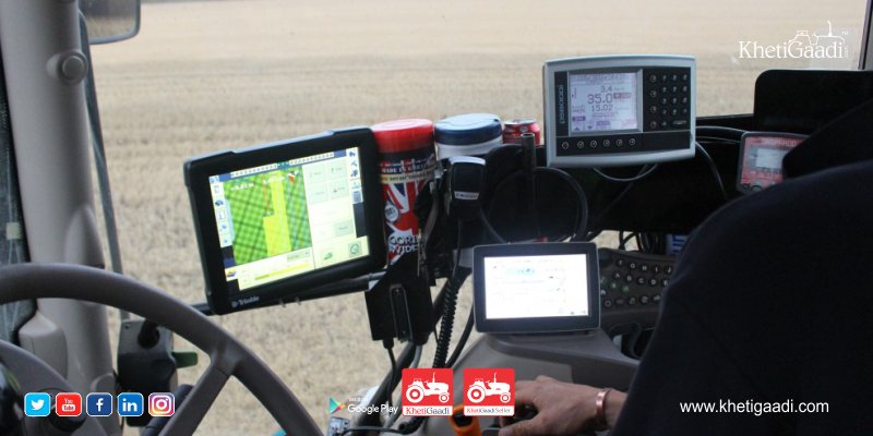 How to Choose the best GPS Guidance Systems for Tractors ?
