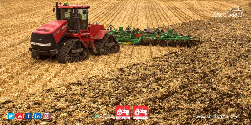 Agricultural Soil Compaction: Causes, Effects and Control