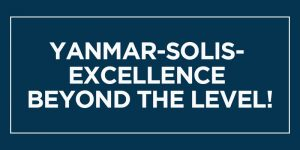Yanmar-Solis- Excellence beyond the level!