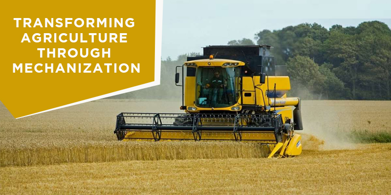 Transforming Agriculture through Mechanization
