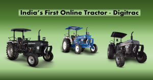 India's First Online Tractor – Digitrac