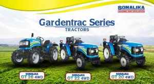 All in Detail About Sonalika Gardentrac Series Tractors