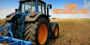 Farm Mechanization Would be the Key Factor in Indian Agriculture
