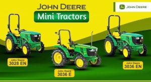 Best Mini John Deere Tractor