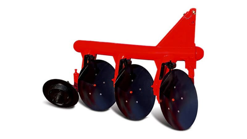 All in Detail About Disc Plough