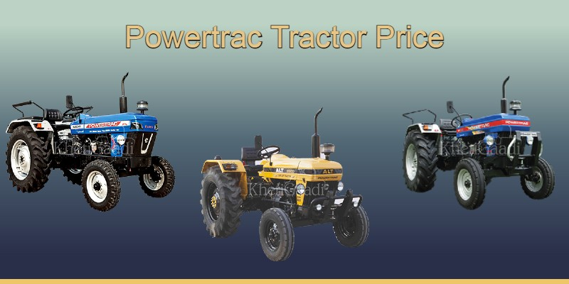 Powertrac Tractor Price