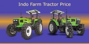 Indo Farm Tractor Price
