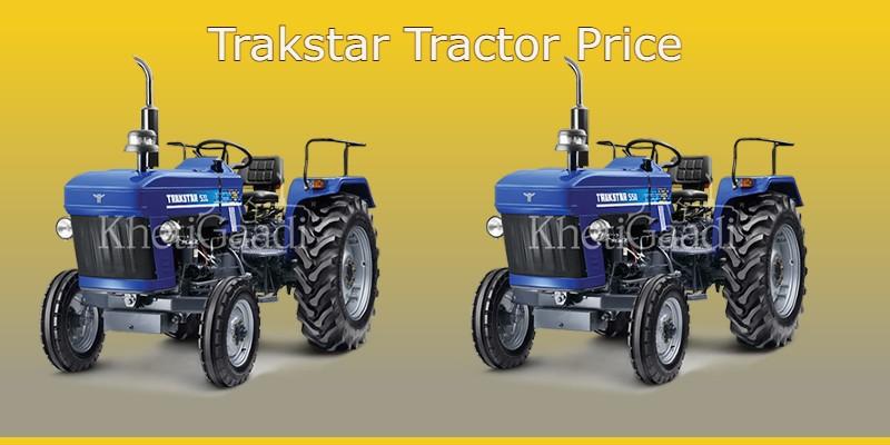 Trakstar Tractor Price