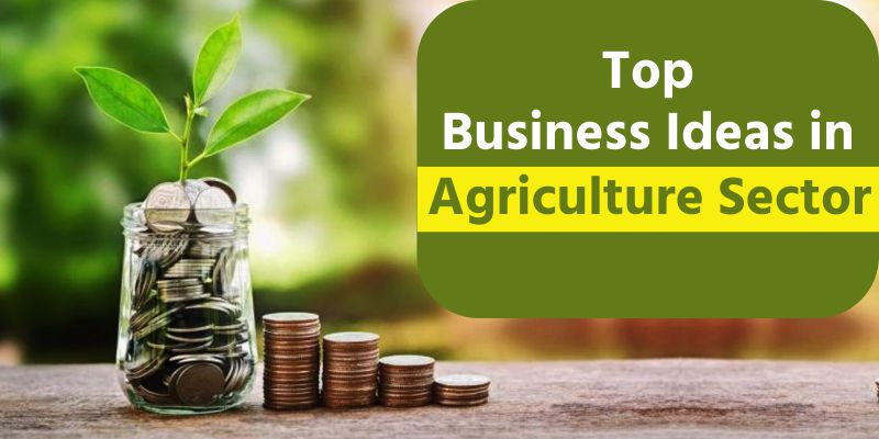 Top Business Ideas in Agriculture Sector