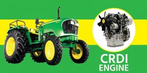 May Tractors in India With CRDI Engines in Upcoming Days