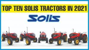 Top Ten Solis Tractors In 2021
