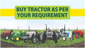 Buy Agriculture Tractor as Per Your Requirement
