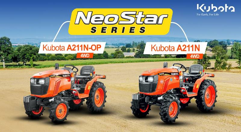 All in Detail About Kubota Top Mini Tractor in India– Part I