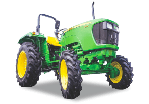 John Deere 5105 4WD