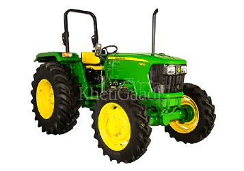 John Deere 5210 4WD