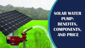 Solar Water Pump: Benefits, Components, and Price