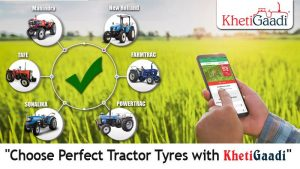 Reduce Soil Compaction: Choose Perfect Tractor Tyres with KhetiGaadi