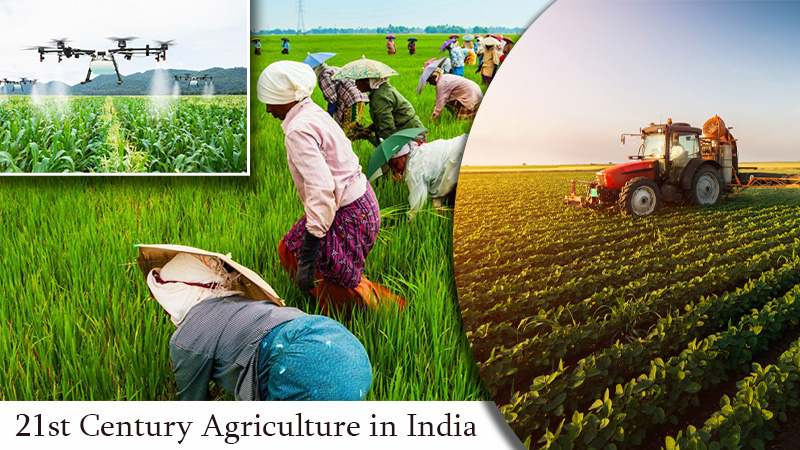 21st Century Agriculture in India