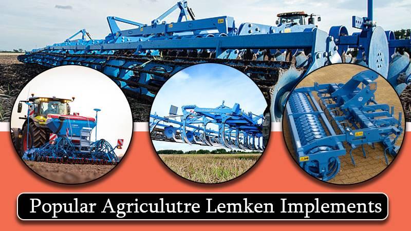 Popular Agriculture Lemken Implements