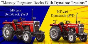 Massey Ferguson Rocks With Dynatrac Tractors