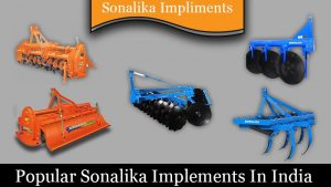 Popular Sonalika Implements In India