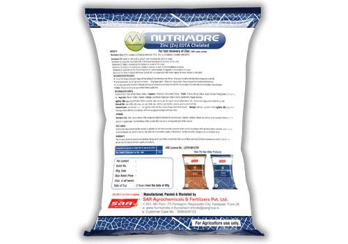 Nutrimore Zinc EDTA 250gm