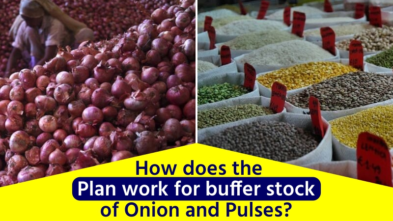 Budget Allocated To Increase Stocks Of Onions And Pulses