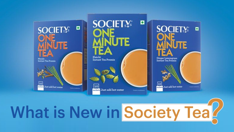 More Products to Launch by the Society Tea