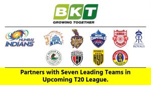 BKT Tires All Set for Another Mega-Successful inning