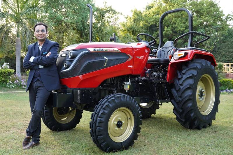ITL Commences Delivery of Solis Hybrid 5015 – 1st Hybrid tractor with Fully Advanced Japanese Hybrid Technology at Rs. 7.21 Lakhs; A revolutionary tractor with cumulative benefits of 3 Tractors in One