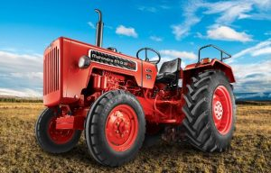 Mahindra's Farm Equipment Sector Sells 26130 Units in India during April 2021
