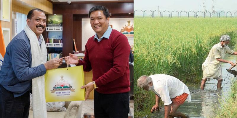 मेघालय के ९००० किसानों को पीएम-किसान योजना से हुआ लाभ