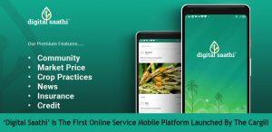 InThe Five States Of Karnataka 'Digital Saathi' Platform Boost Agriculture Sector