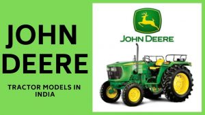 John Deere Tractor Parts and Service Ad