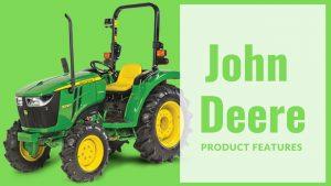 JOHN DEERE PERMA CLUTCH Ad