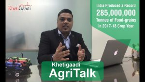 AgriTalk Episode 3 – English | Khetigaadi