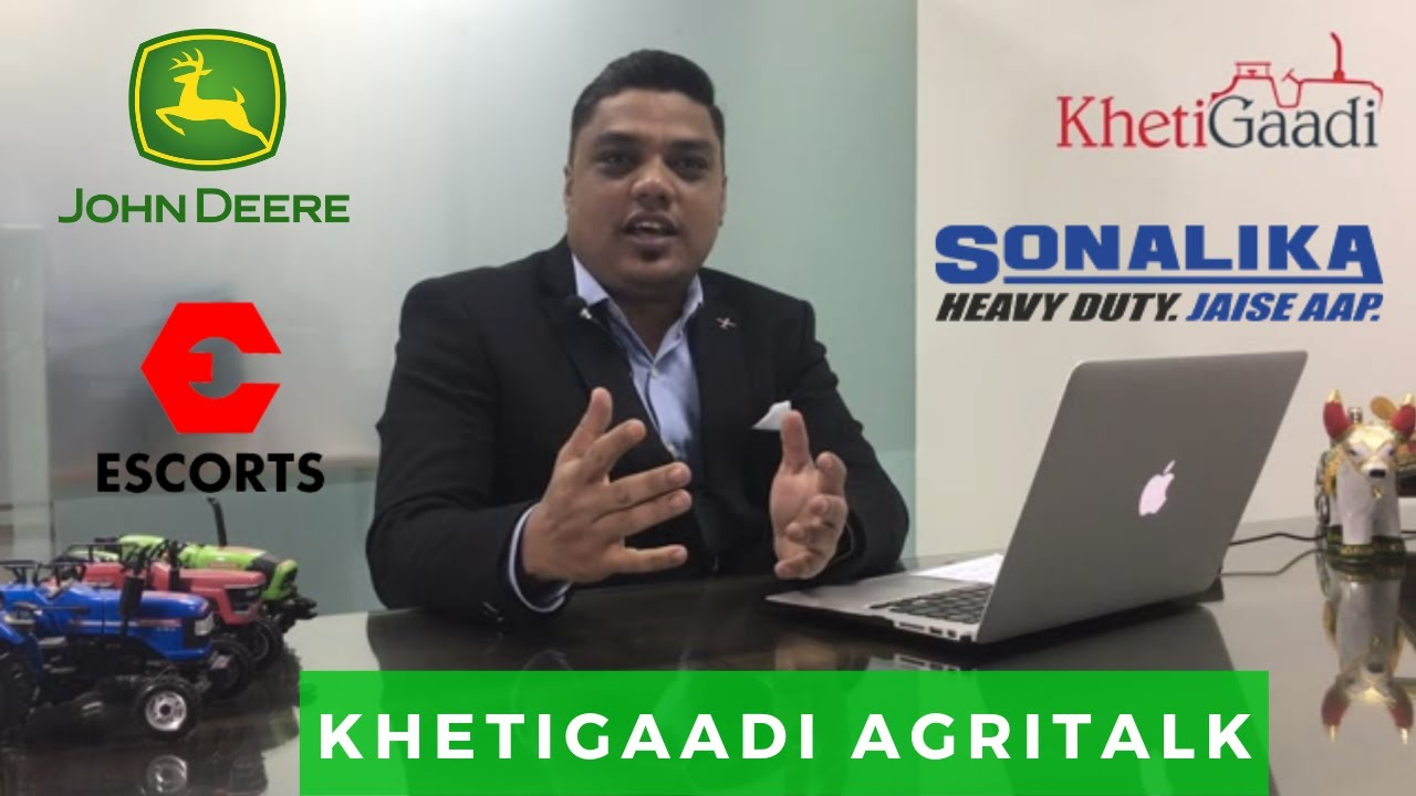 Tractor Industry Updates, Tractor Sale, Mechanism Industry – Khetigaadi AgriTalk English