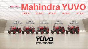 Mahindra YUVO Tractor Ad