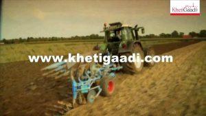 John Deere Tractors with Implements