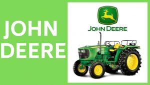 John Deere Tractor Brand Ad